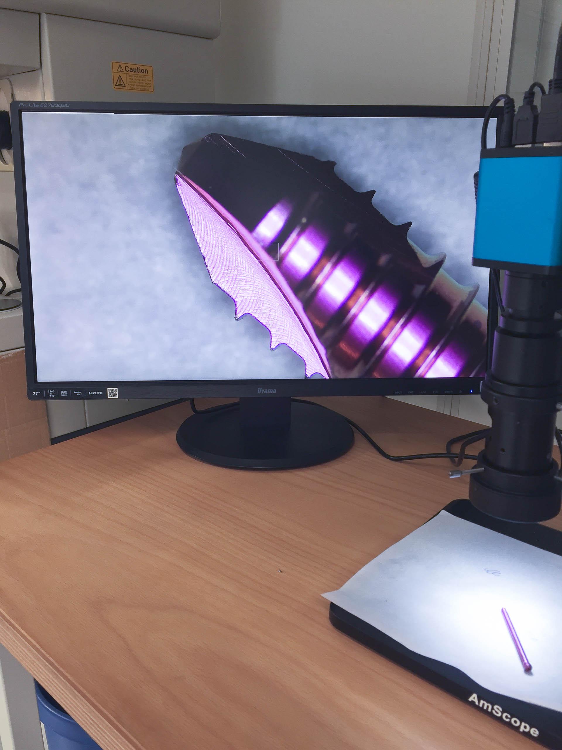 Mikroskop_Anschnittprüfung